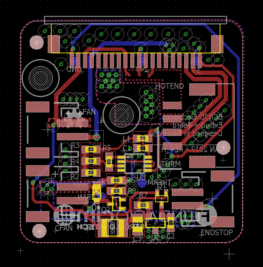 extruder-board-layout