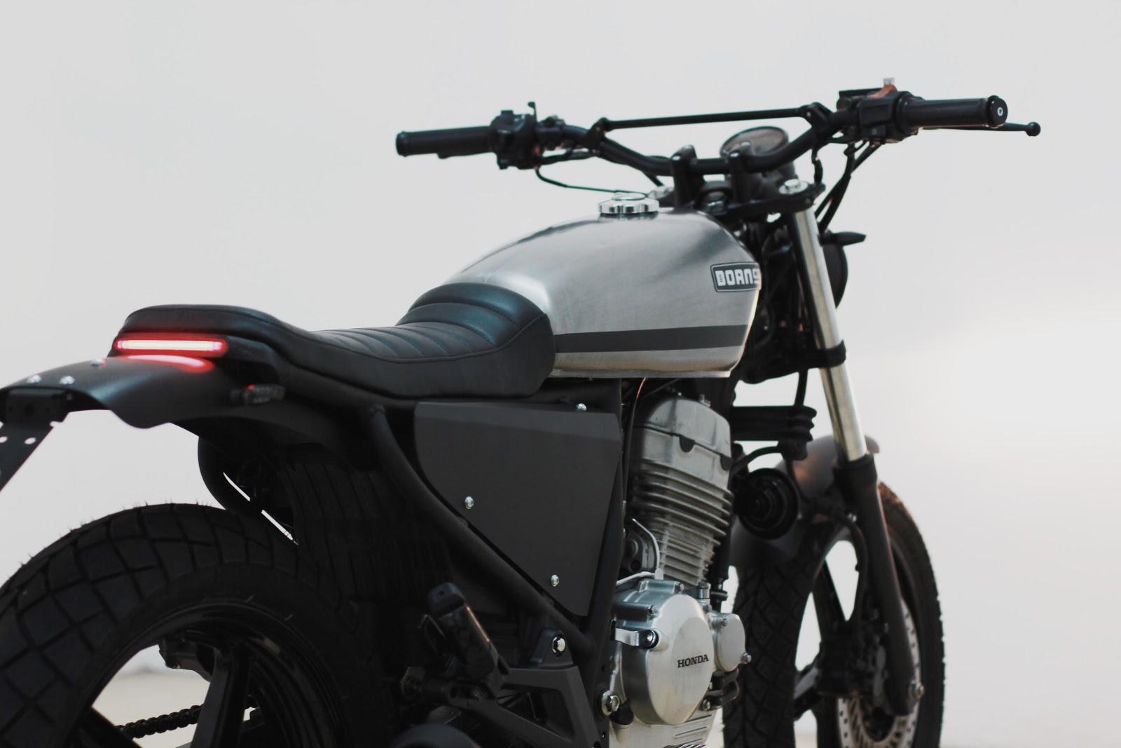 Born Motor ·D printing BCN3D Sigma Motorcycle