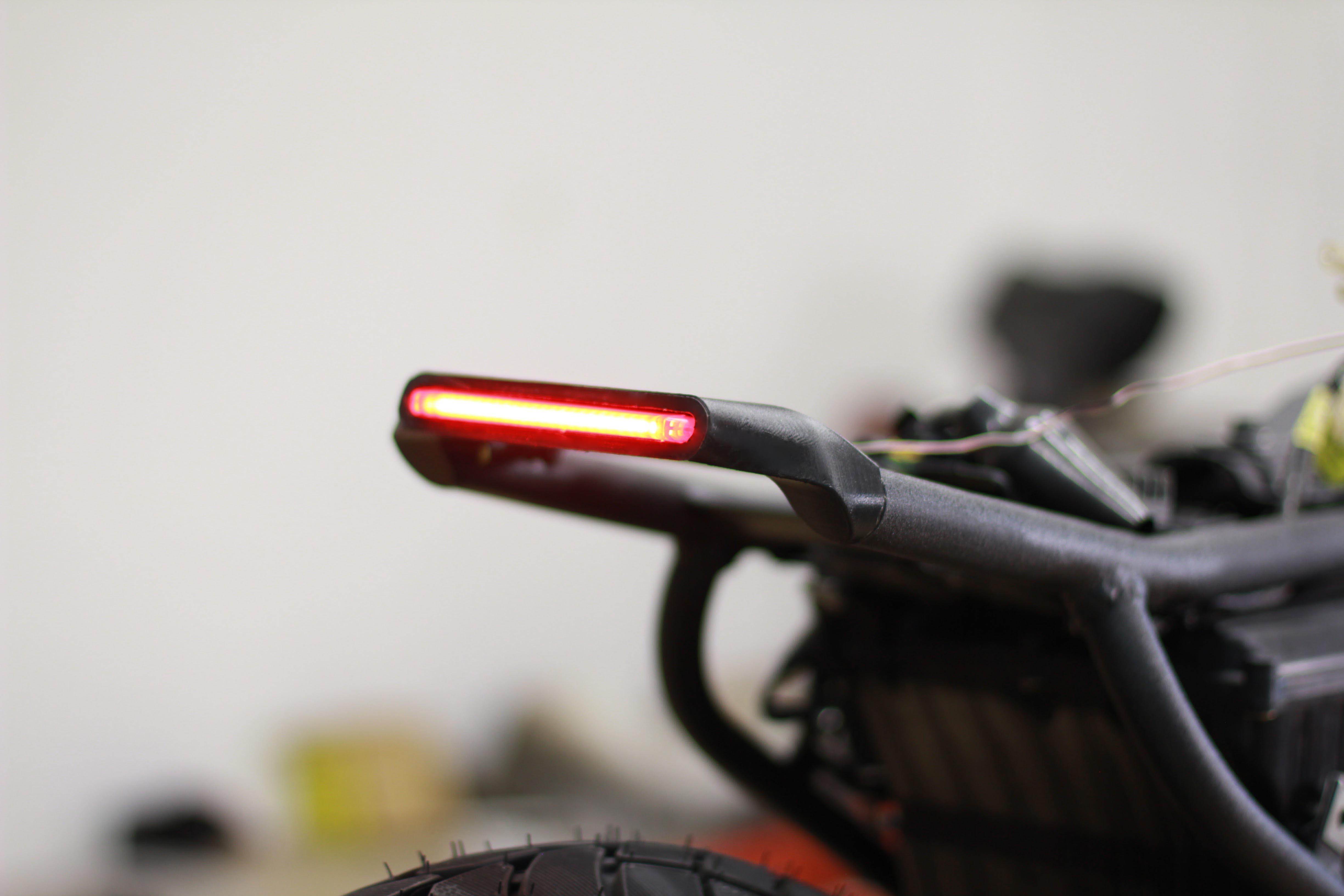 Born Motor 3D printing BCN3D Sigma Motorcycle 3
