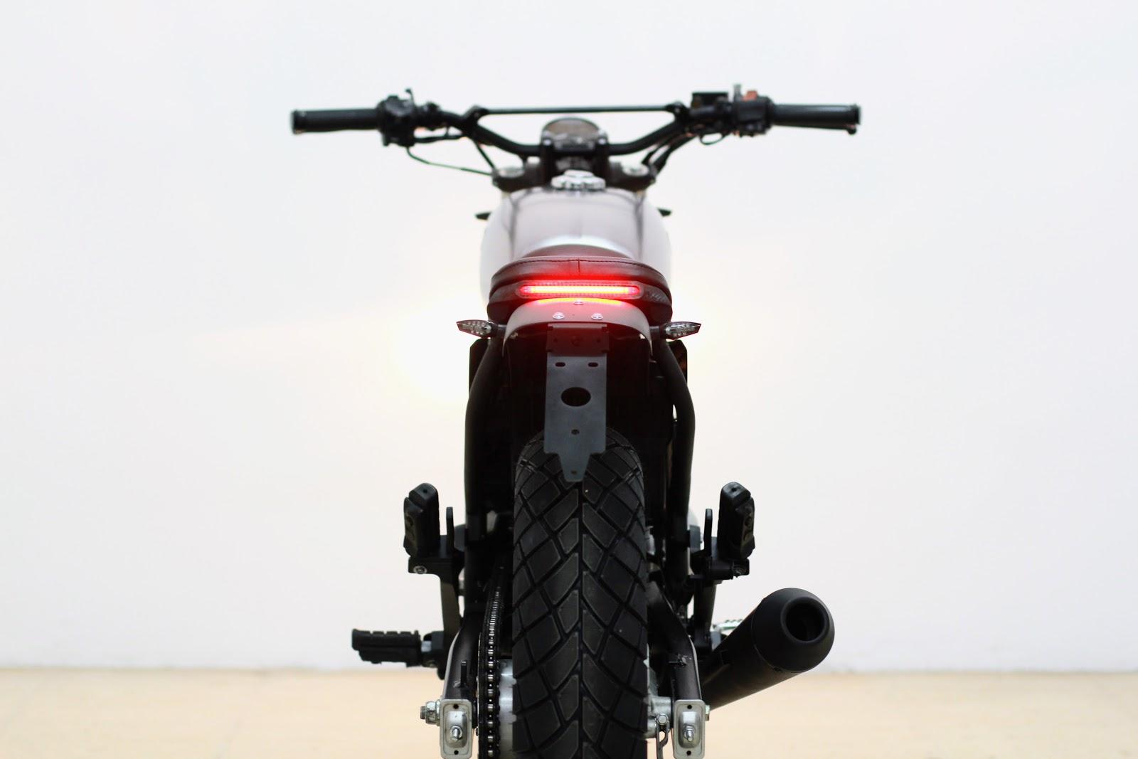 Born Motor 3D printing BCN3D Sigma Motorcycle