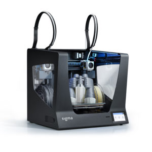 Bundles Sigma 3D Printer