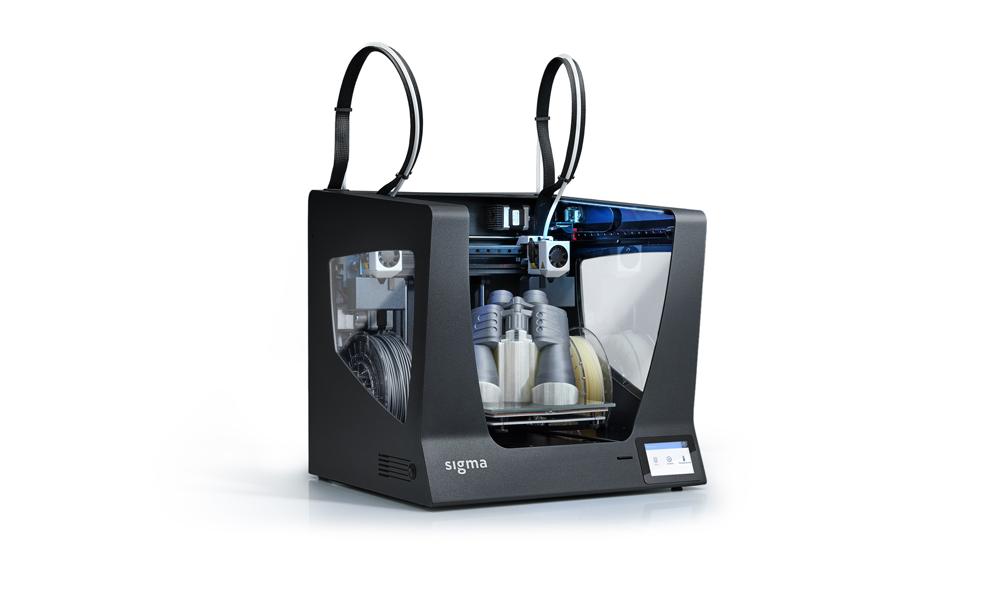 Bundles Sigma 3D Printer