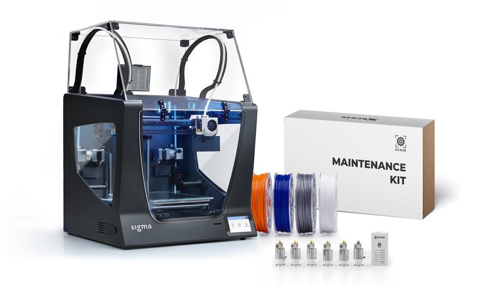 Advanced Bundles Sigma 3D printer