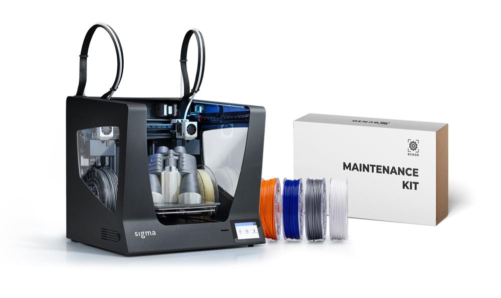 Bundles Sigma Basic Printer 3D
