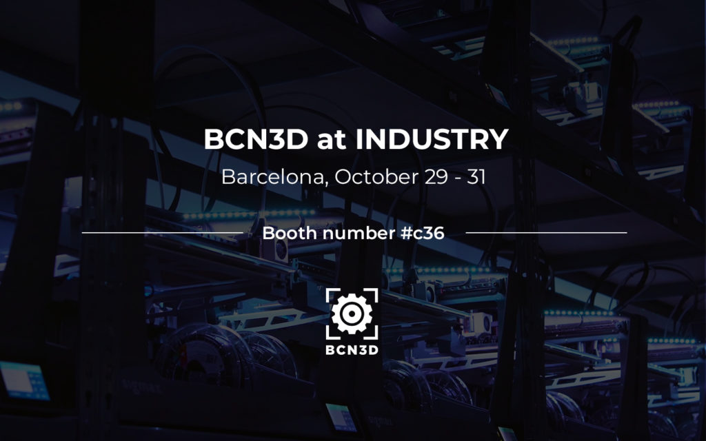 BCN3D Trade Show Industry Barcelona