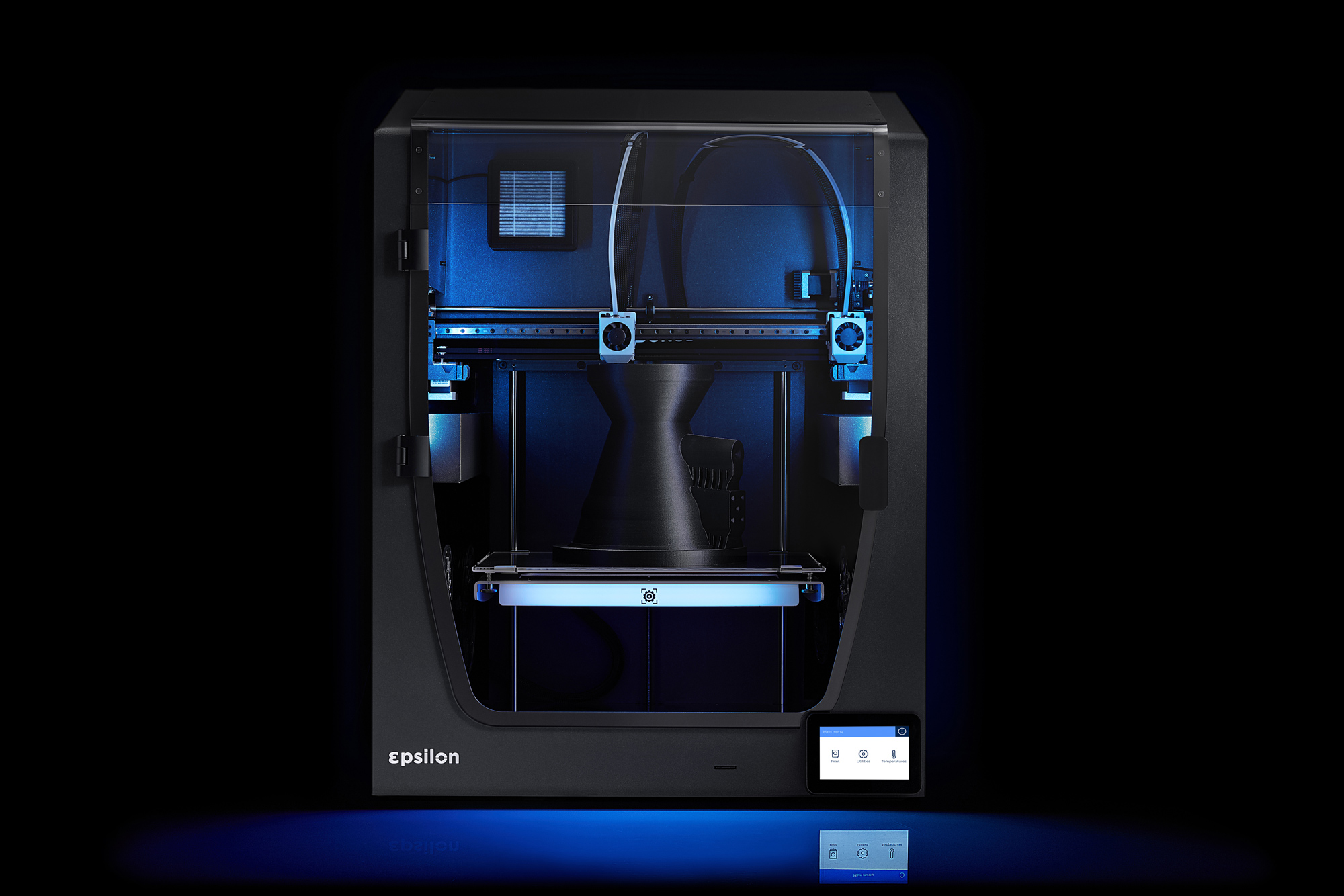 BCN3D Epsilon professional 3D Printer IDEX large volume