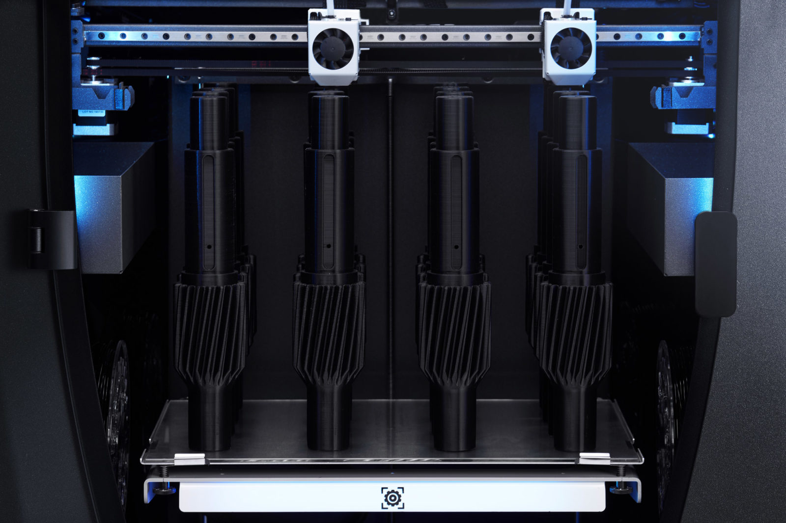 BCN3D Epsilon 3D Printer IDEX Dual Extrusion Duplication Big Volume