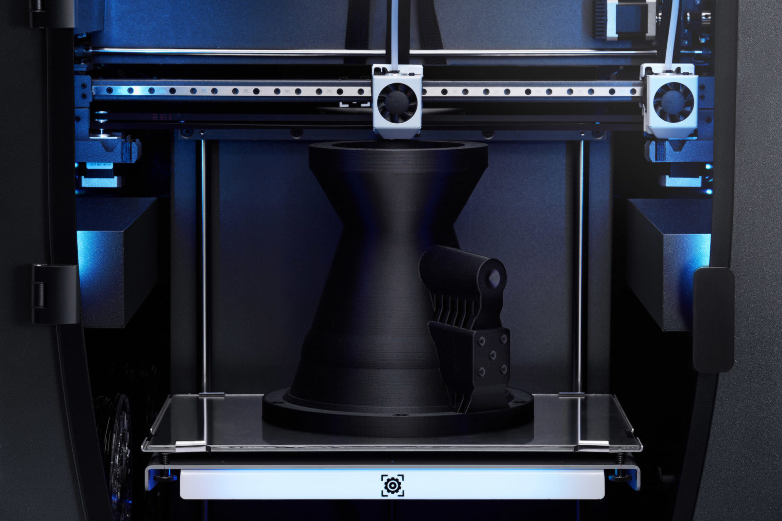 BCN3D Epsilon professional 3D Printer Hotend X fiber filled filaments