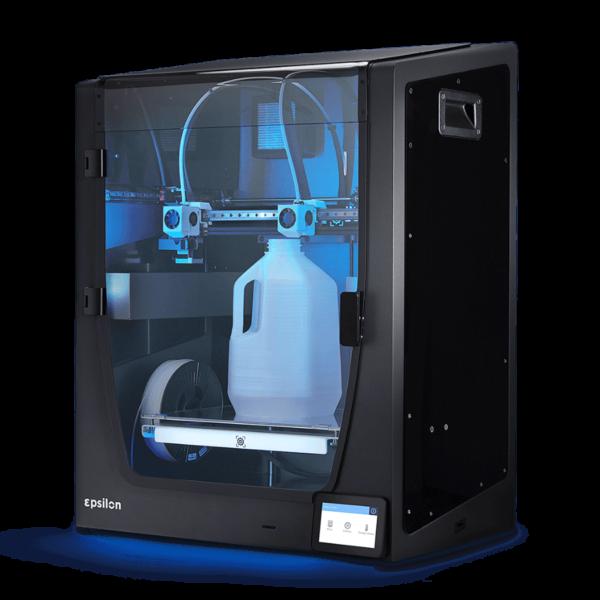BCN3D Epsilon professional 3D Printer IDEX industrial workbench