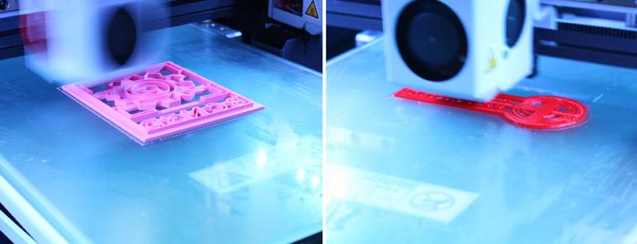 Galletas impresas en 3D