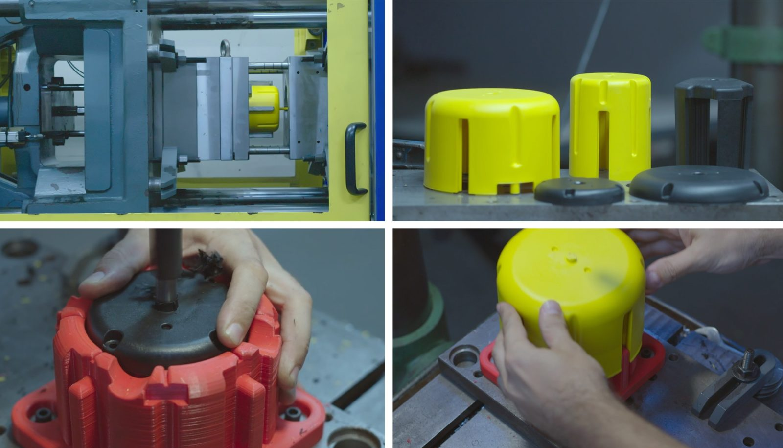 BCN3D Tensabelt 3D printing tooling manufacturing PLA jigs fixtures