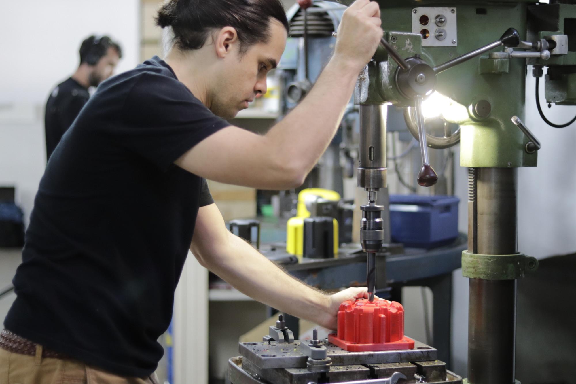BCN3D Tensabelt 3D impresion utillajes manufactura