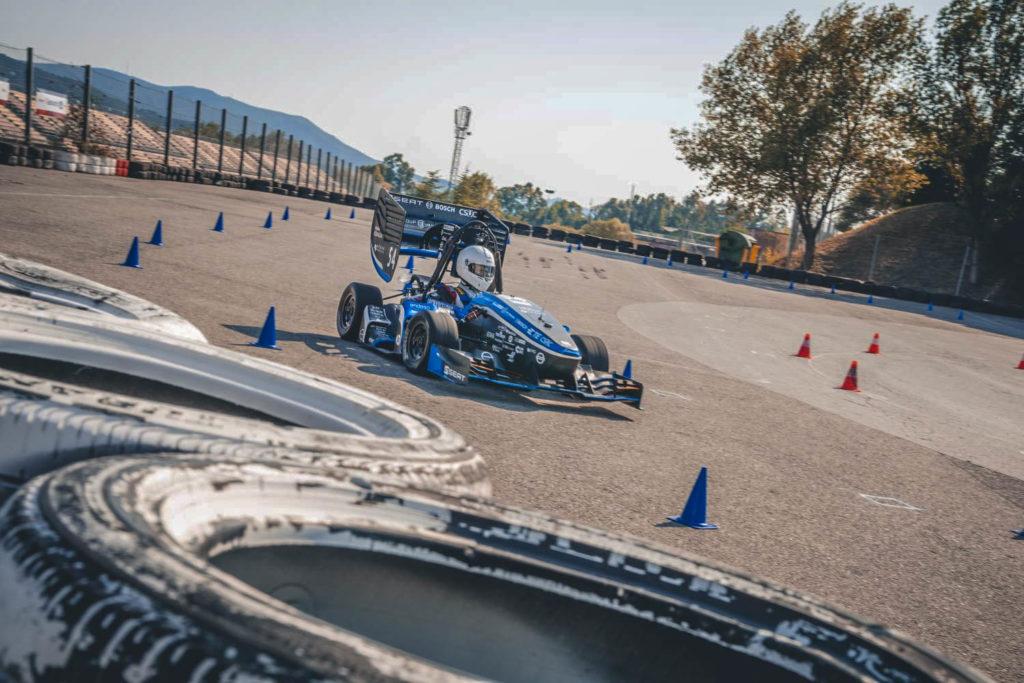 Motorsport BCN3D 3D printing end use pieces racing car