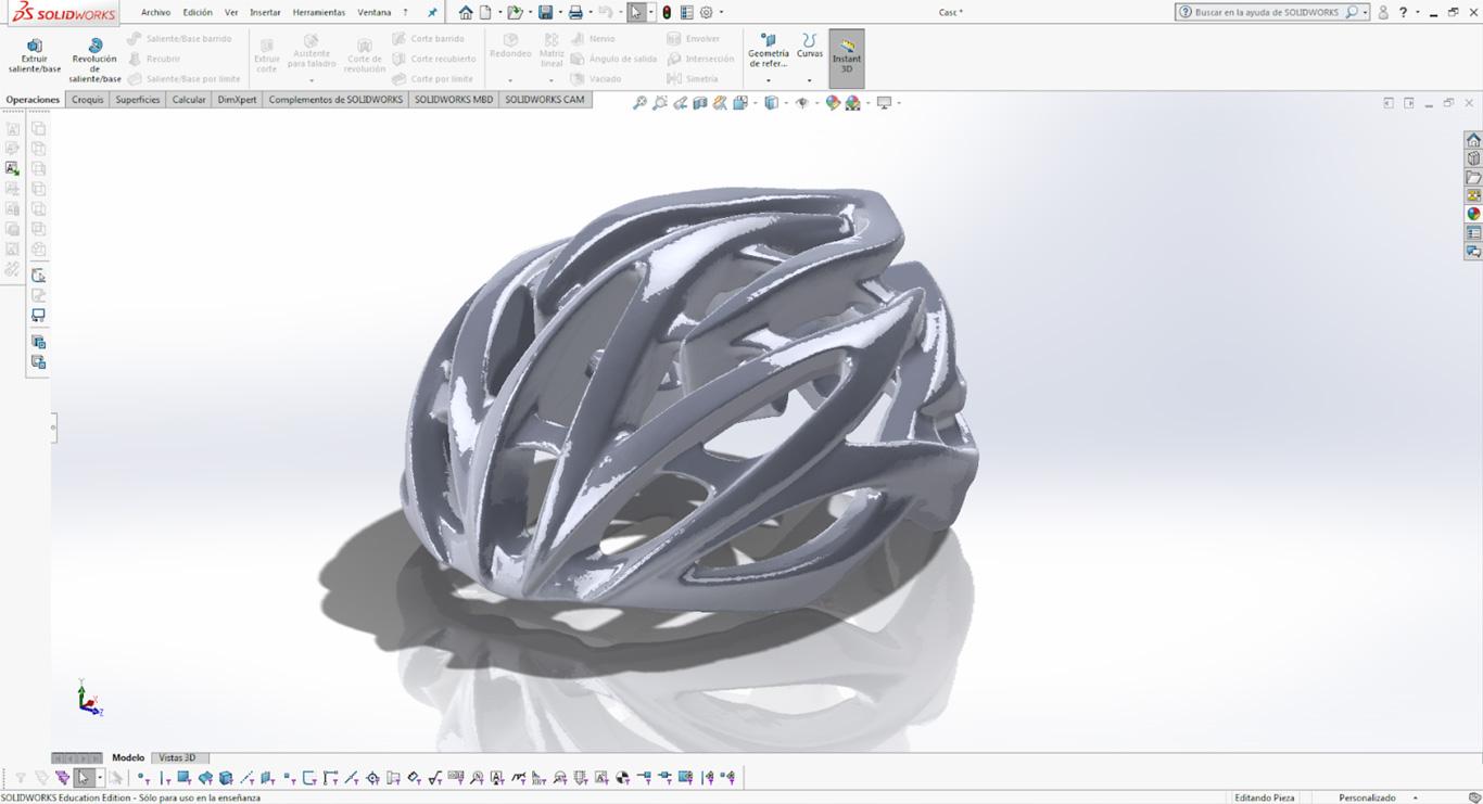 BCN3D 3D printing impresion professional model