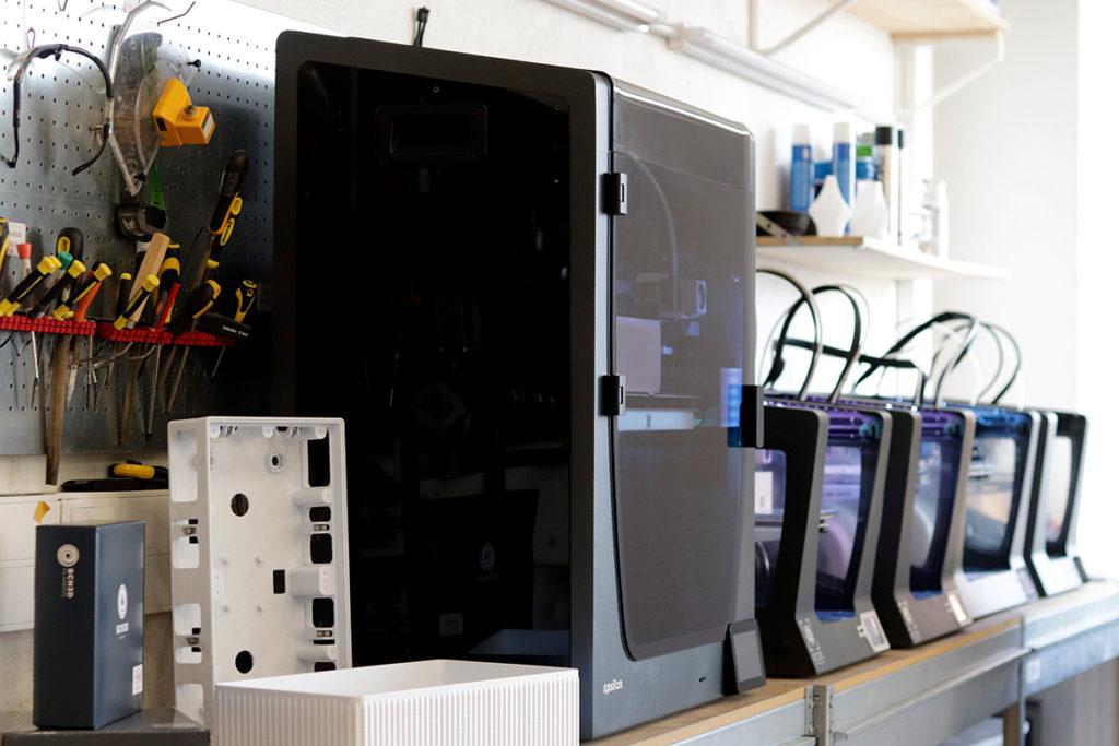 BCN3D DDS CiscoLive 3D printing impresion diseño producto uso final piezas PETG