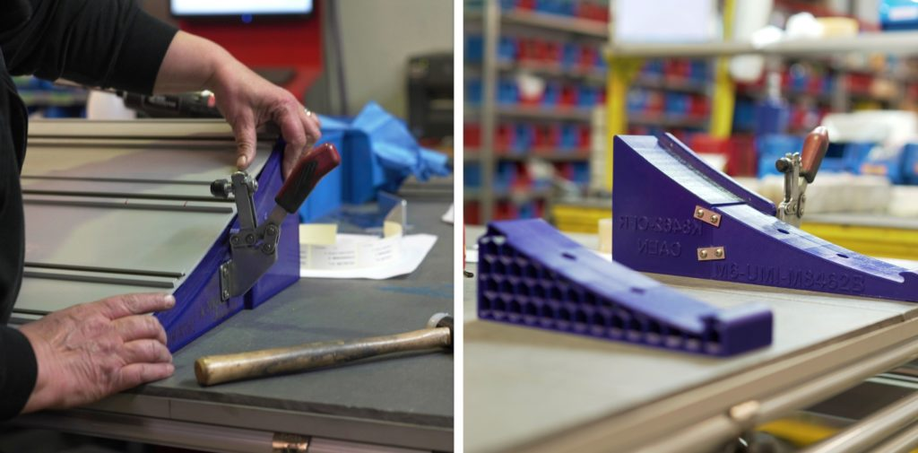 BCN3D Tecalum tooling 3D printing factory industry PLA