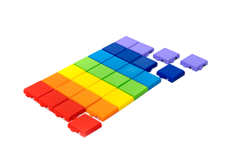 PLA Colour Variety