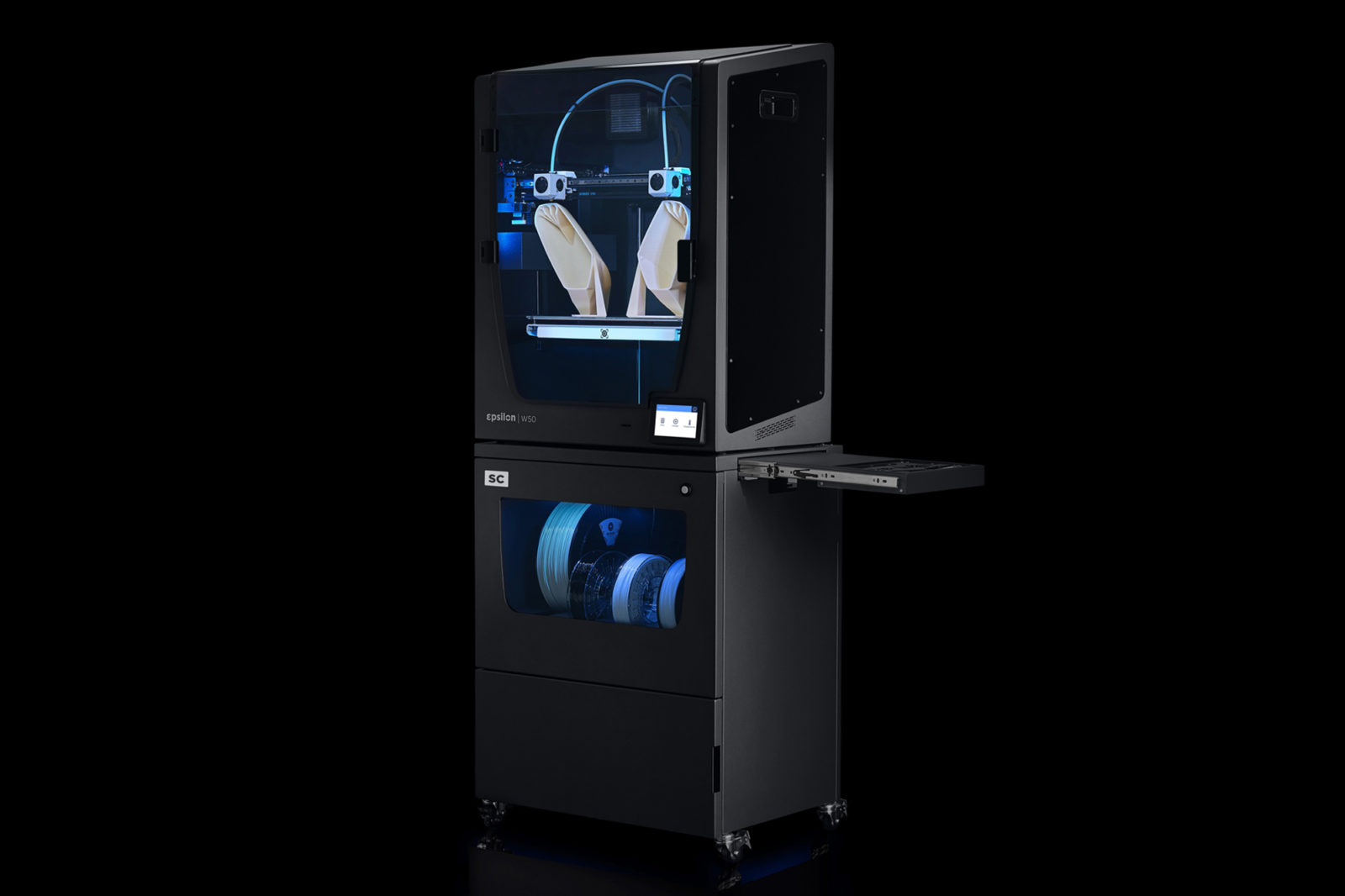 BCN3D Epsilon W50 SC for professional 3D printing