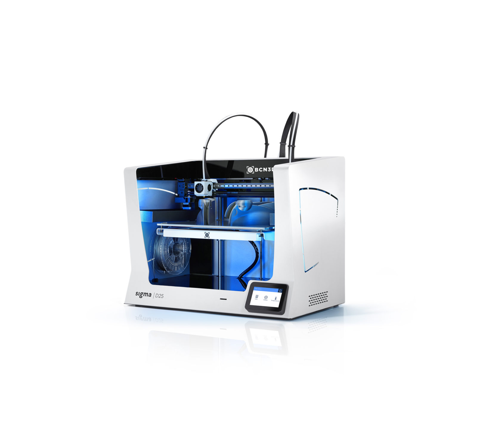 BCN3D Sigma D25 3D Printer professional desktop IDEX C