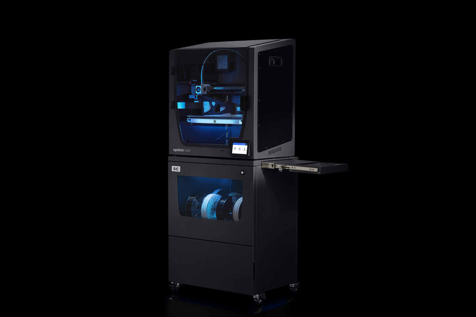 BCN3D Epsilon Series W27 SC professional 3D printer