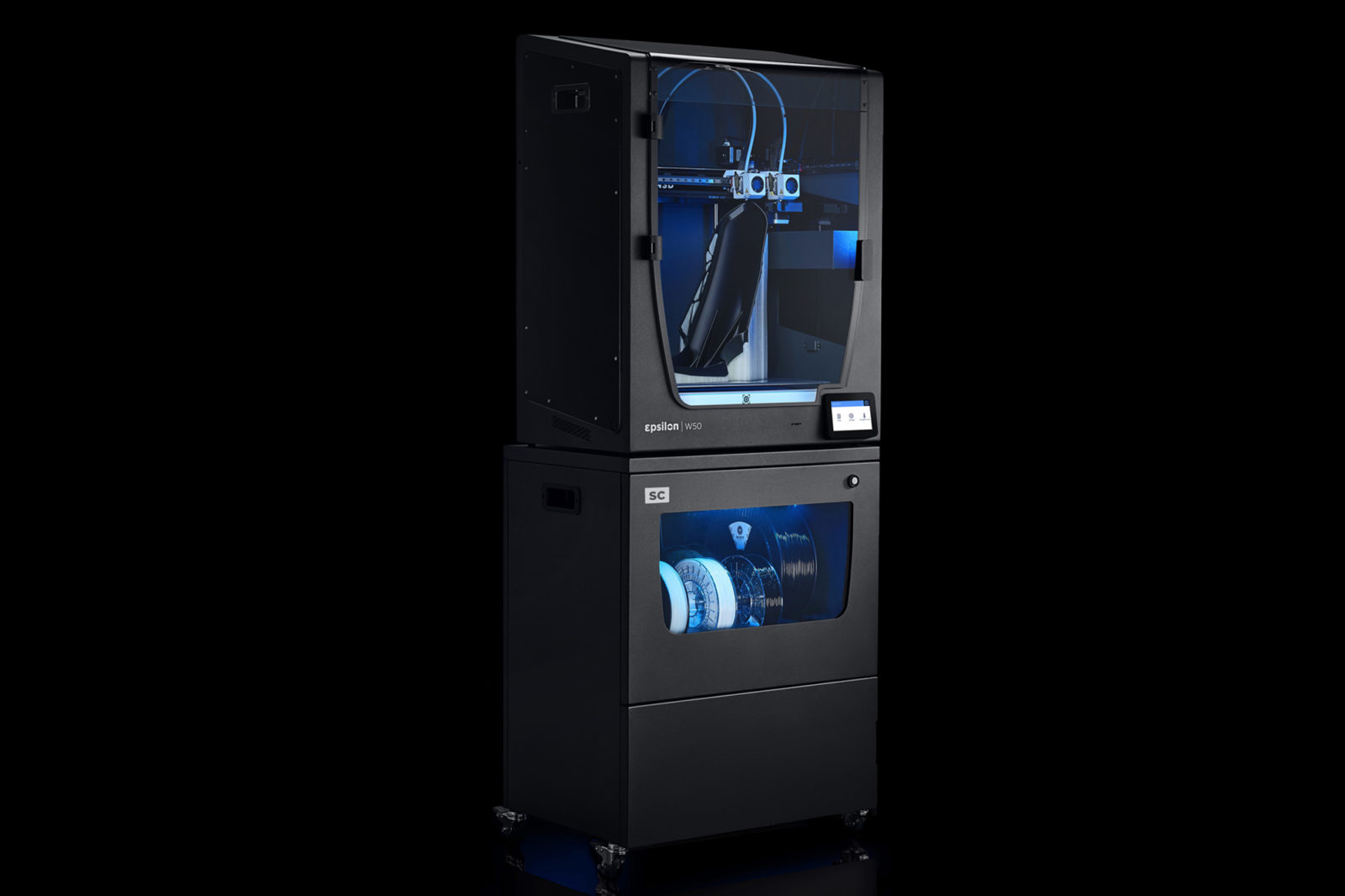 BCN3D Epsilon W50 SC FFF 3D printer 2020
