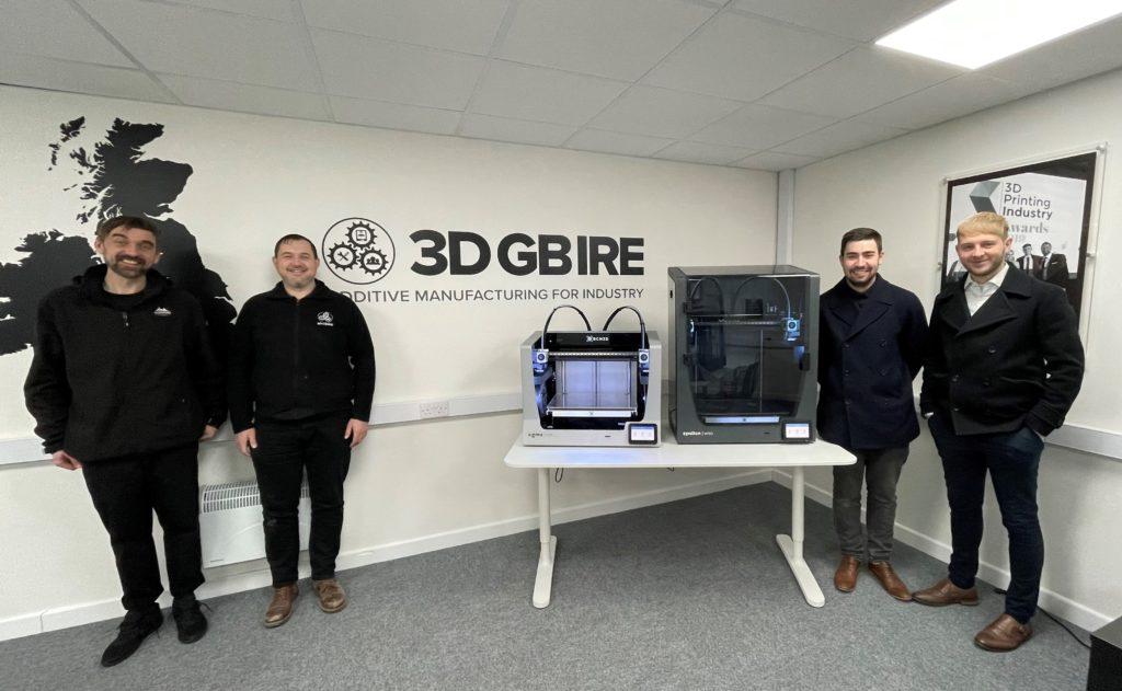 The 3DGBIRE Team