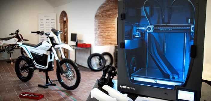 fets impressionants sobre impressió 3D DAYNA