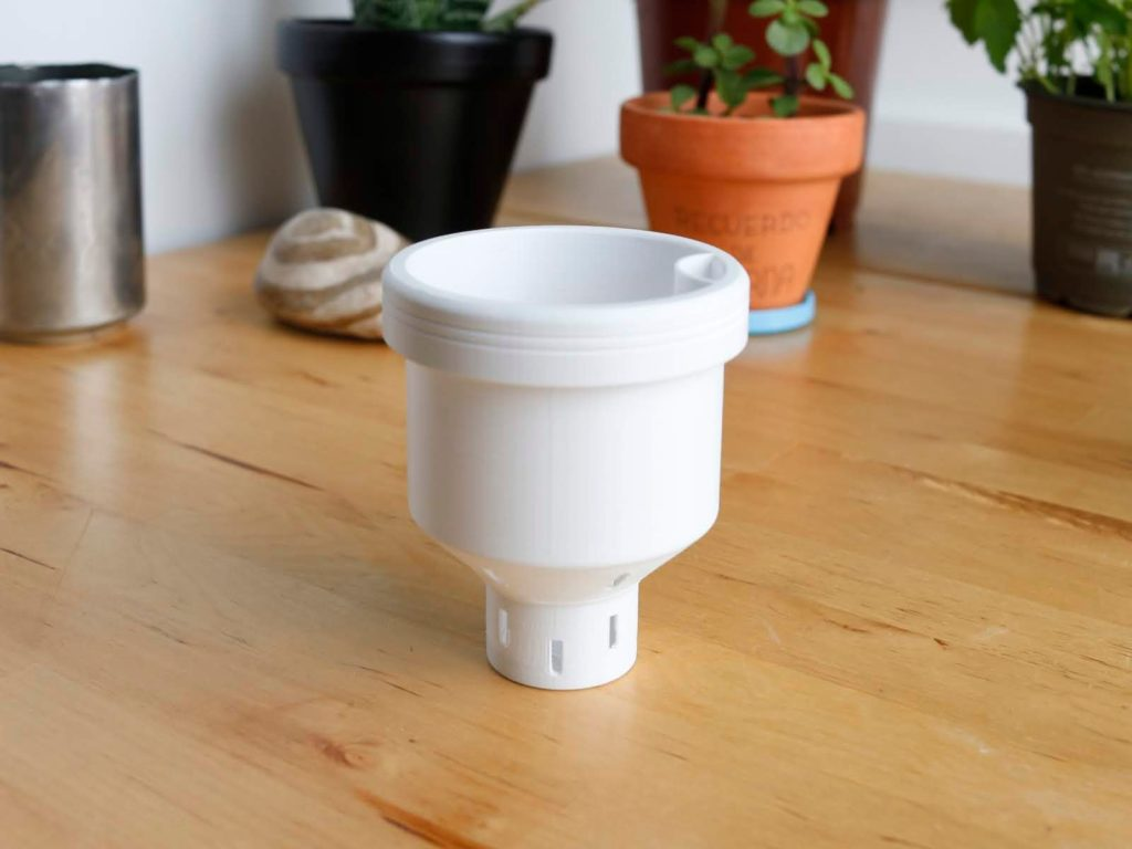3D Printed Self-watering Planter Prototype