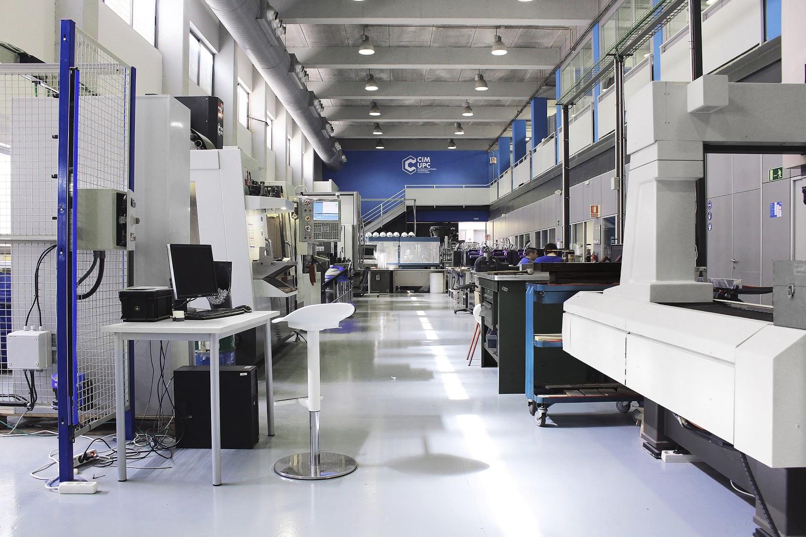 CIM UPC Pilot Plant