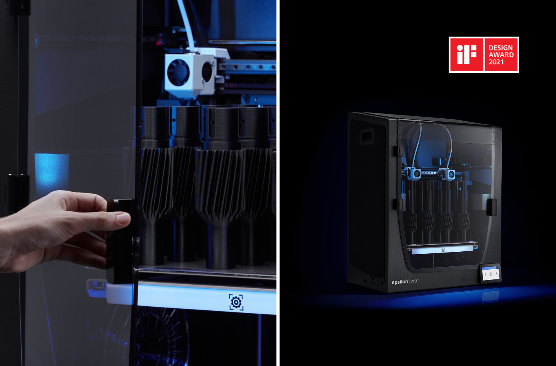 BCN3D Epsilon iF Design Award