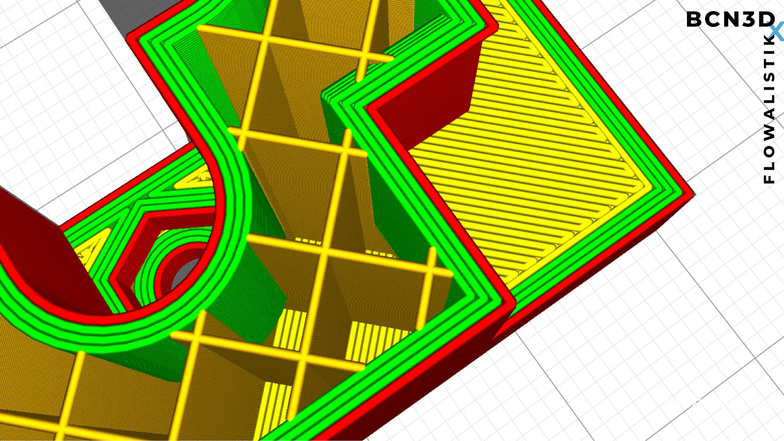 Wall thickness preview