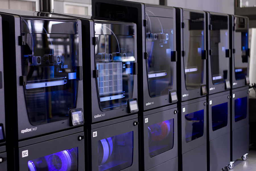 Smart Cabinet Print Farm