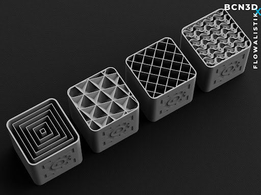 Infill pattern settings