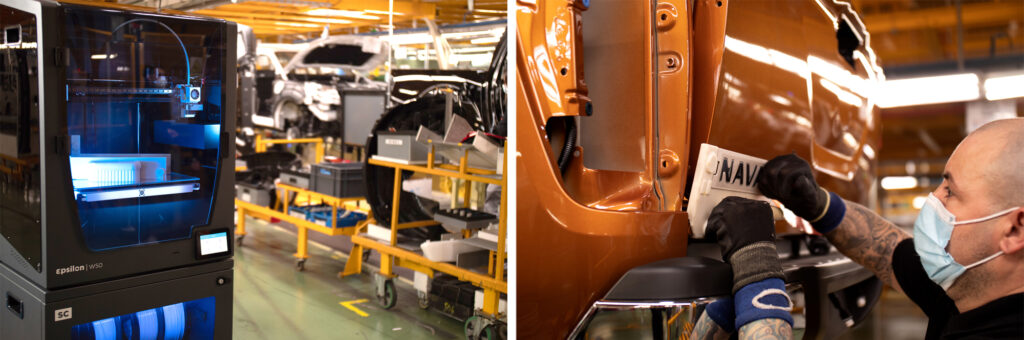 Nissan's manufacturing process transformation