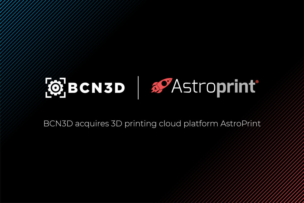 BCN3D ha comprado Astroprint